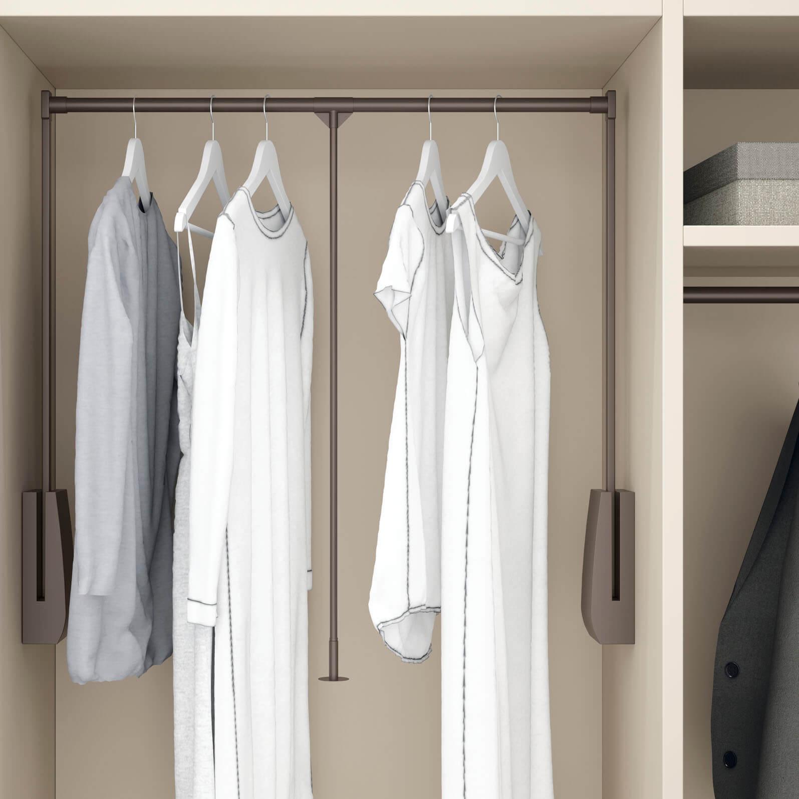 no limits walk in wardrobe